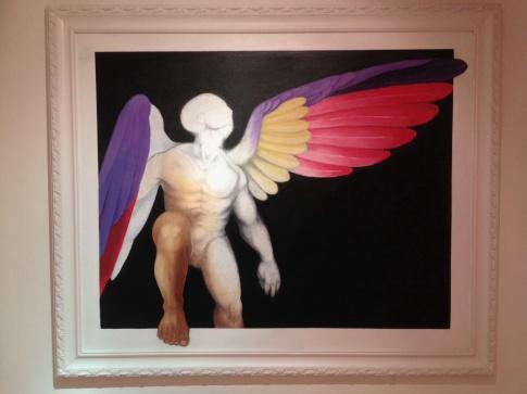Como nascem os anjos